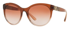 Burberry BE4236F Brown Gradient Pink
