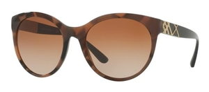 Burberry BE4236F SPOTTED BROWN