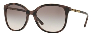 Burberry BE4237 SPOTTED BROWN