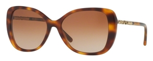 Burberry BE4238F Light Havana 331613