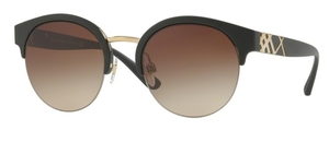 Burberry BE4241 Matte Black/Pale Gold