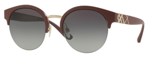 Burberry BE4241 Matte Bordeaux/Gold