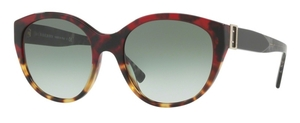 Burberry BE4242 Red Havana/Light Havana