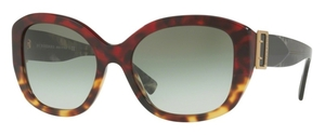 Burberry BE4248 Red Havana/Light Havana