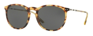Burberry BE4250Q Light Havana w/ grey lenses