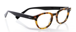 Eyebobs Bitty Witty Tortoise Front with Black Temples