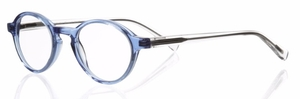 Eyebobs Board Stiff Blue Crystal Front / Clear Temples