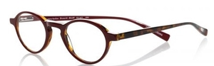 Eyebobs Board Stiff Red Front with Tortoise Temples