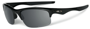 Oakley Bottle Rocket OO9164 Polished Black with Polarized Black Iridium Lenses