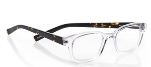Eyebobs Butch Clear Front / Demi Tortoise Temples
