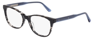 Bottega Veneta BV0024 Havana/Transparent Blue