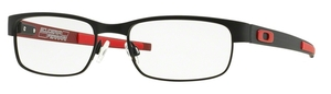 Oakley Carbon Plate OX5079 Black/Ferrari Red