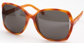 Lucky Brand Carmel Orange Tortoise