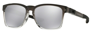 Oakley Catalyst OO9272 18 Dark Ink Fade with Chrome Iridium Lenses