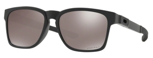 Oakley Catalyst OO9272 23 Matte Black with Prizm Black Polarized Lenses