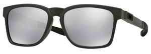 Oakley Catalyst OO9272 03 Steel with Chrome Iridium Lenses