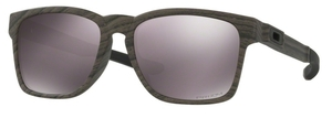 Oakley Catalyst OO9272 Woodgrain with Prizm Daily Polarized Lenses