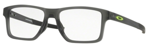 Oakley Chamfer Squared OX8143 02 Satin Grey Smoke