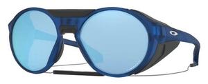 Oakley Clifden OO9440 Matte Translucent Blue / prizm deep h2o polar