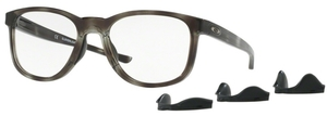 Oakley Cloverleaf MNP OX8102 Polished Grey Tortoise