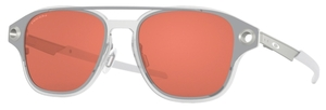 Oakley Coldfuse OX6042 Polished Chrome / prizm peach