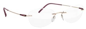 Silhouette Colorwave 5500 BA Eyeglasses