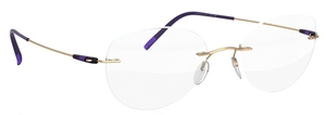 Silhouette Colorwave 5500 BB Eyeglasses