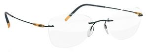 Silhouette Colorwave 5500 BD Eyeglasses
