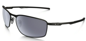 Oakley Conductor 8 OO4107 01 Matte Black with Grey Lenses