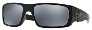 Oakley Crankshaft OO9239 06 Matte Black / Black Iridium Polar