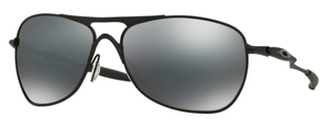 Oakley CROSSHAIR OO4060 03 Matte Black with Black Iridium Lenses