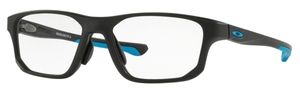 Oakley Crosslink Fit (A) OX8142M (Asian Fit) Satin Black/Blue