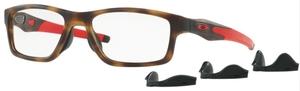 Oakley Crosslink MNP OX8090 MATTE BROWN TORTOISE