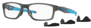 Oakley Crosslink MNP OX8090 02 Satin Grey Smoke