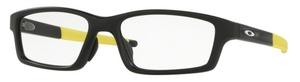 Oakley Crosslink Pitch (A) OX8041 Satin Black/Yellow