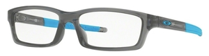 Oakley Crosslink Youth (Asian Fit) OX8111 02 Polished Grey Smoke