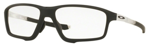 Oakley Crosslink Zero (Asian Fit) OX8080 Matte Black/White