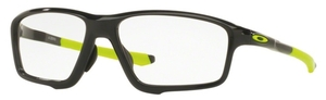 Oakley Crosslink Zero (Asian Fit) OX8080 01 Polished Black Ink