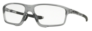 Oakley Crosslink Zero (Asian Fit) OX8080 POLISHED GREY SHADOW
