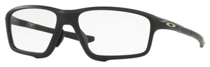 Oakley Crosslink Zero (Asian Fit) OX8080 07 Satin Black