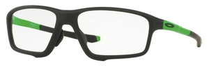 Oakley Crosslink Zero (Asian Fit) OX8080 Satin Neon Green
