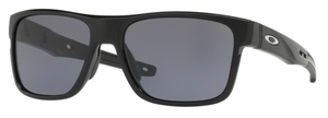 Oakley CROSSRANGE OO9361 01 Polished Black with Grey Lenses