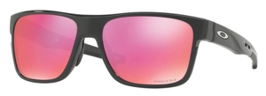 Oakley CROSSRANGE OO9361 03 Carbon with Prizm Trail Lenses