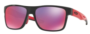 Oakley CROSSRANGE OO9361 05 Black Ink with Prizm Road Lenses