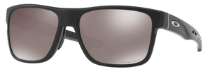 Oakley CROSSRANGE OO9361 06 Matte Black with Prizm Black Polarized Lenses