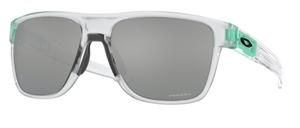 Oakley CROSSRANGE XL OO9360 19 Matte Clear / Prizm Black