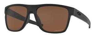 Oakley CROSSRANGE XL OO9360 22 Matte Black / Prizm Tungsten Polar