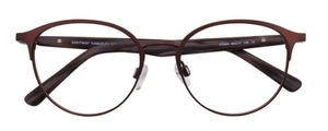 Aspex CT244 10B - Matt Dark Brown With Blue Clip Only