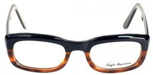 Anglo American Cuero Black Fade to Tortoise BBTT