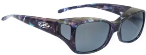 FITOVERS® Dahlia style Mother Pearl w/ Grey Lens